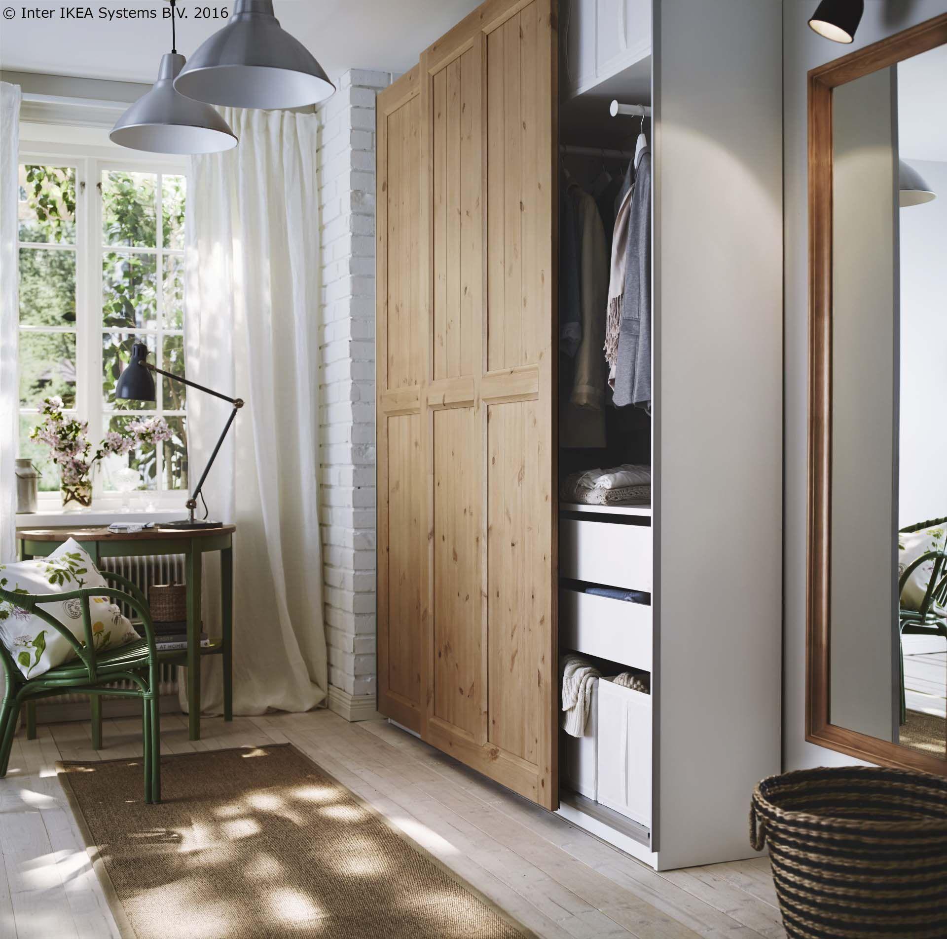 [RASPRODAJA] HURDAL klizna vrata inspirirana su skandinavskim ruralnim namještajem iz 18 i 19 Sliding Closet DoorsIkea