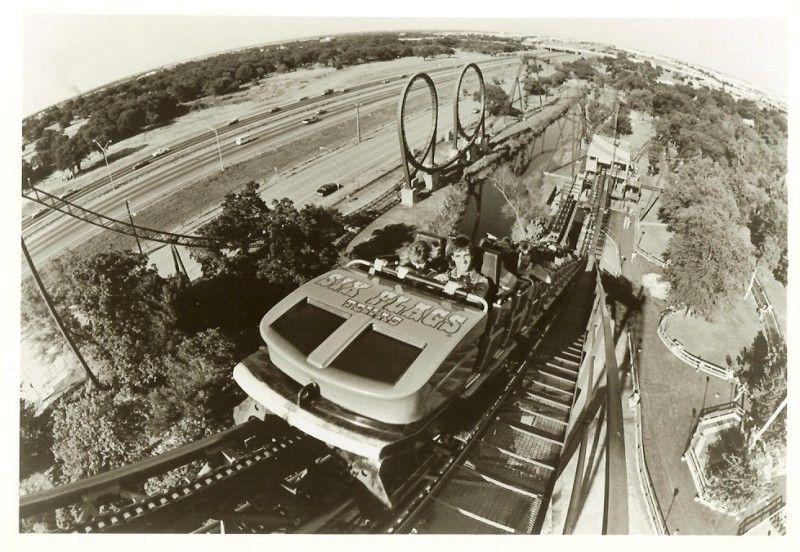 Six Flags Over Texas 1980 S Six Flags Over Texas Shane S Amusement Attic 1980 S Promo Material Six Flags Over Texas Six Flags Old Photos