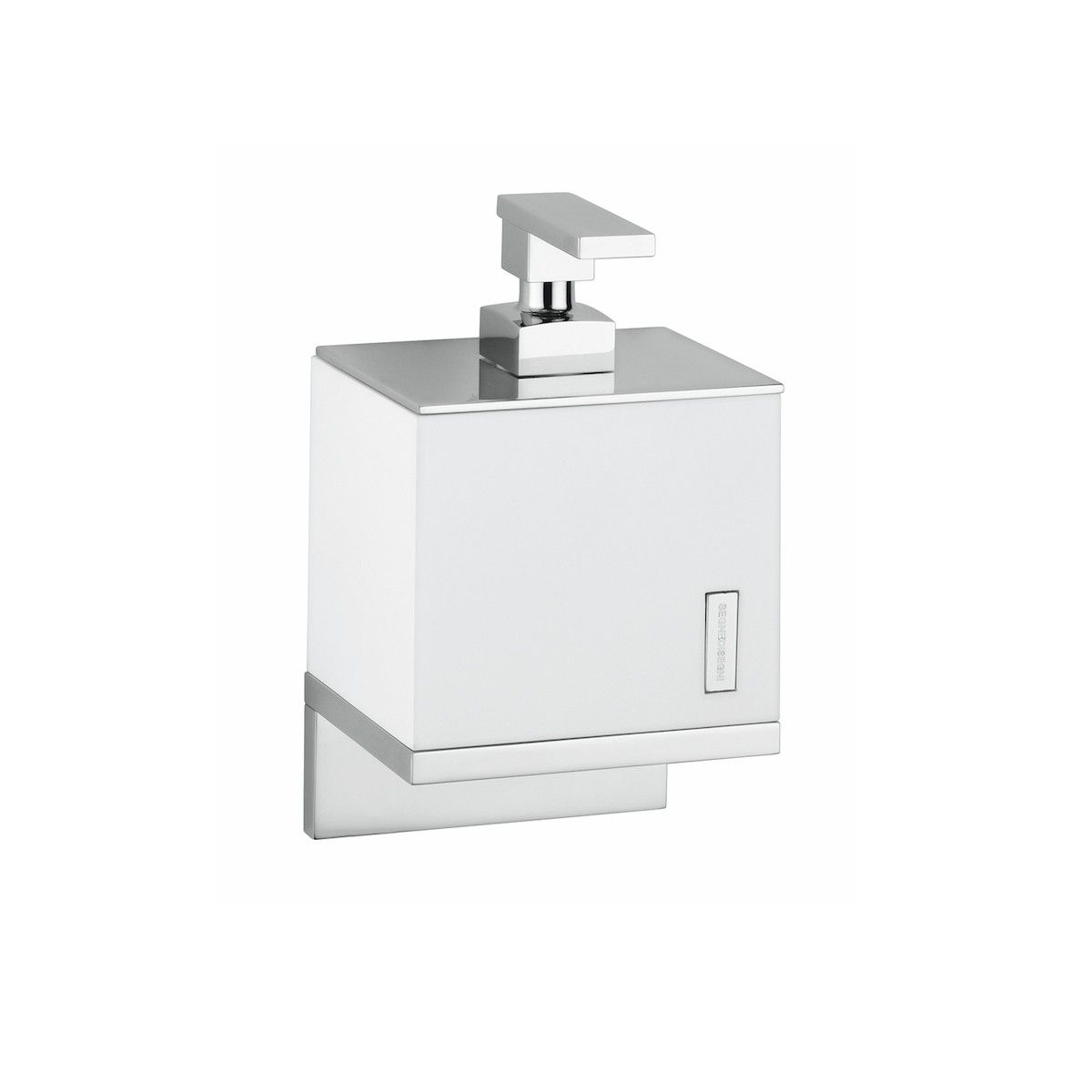 Wall Mounted Kitchen Soap Dispenser Ws Bath Collections Demetra 1933 Wall Mounted Soap