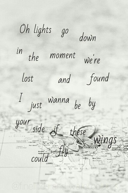 Birdy-Wings | Quotes | Best song ever, Lyrics, Best songs