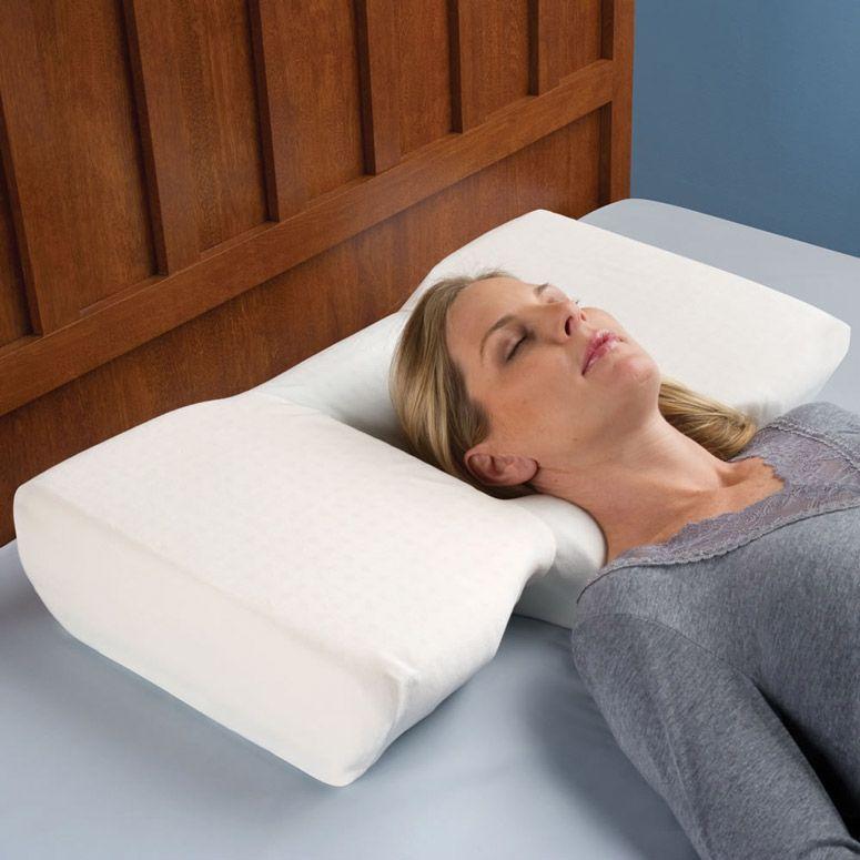 Neck Pain Relieving Pillow Arthritis Ejercicios Para