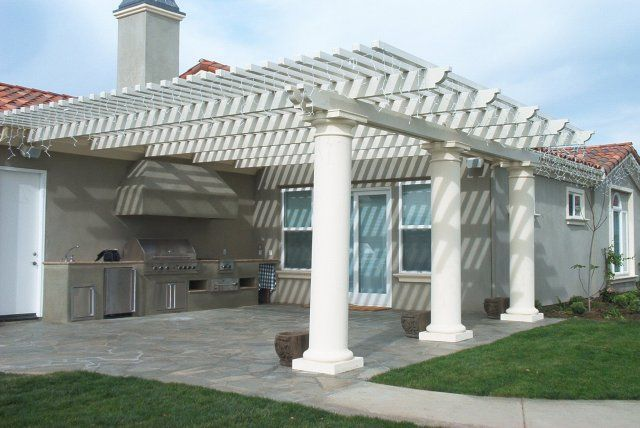Pergolas By Four Seasons Springfield Mo Pergola
