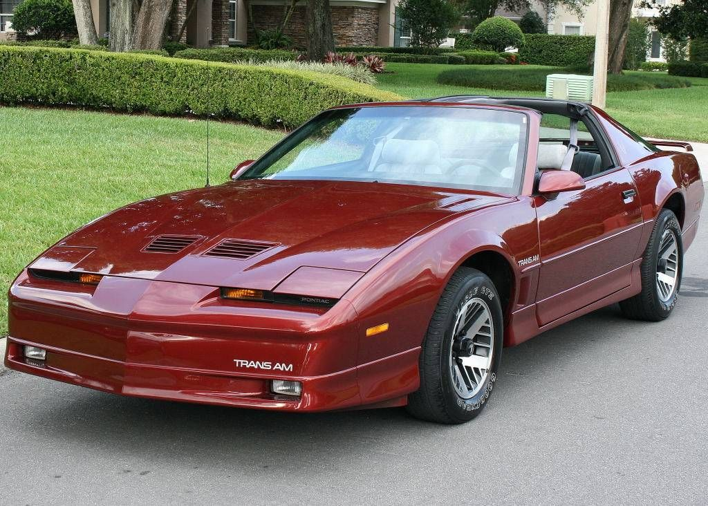 1986 pontiac trans am ttop for sale 1748063 trans am pontiac firebird trans am pontiac pontiac firebird trans am