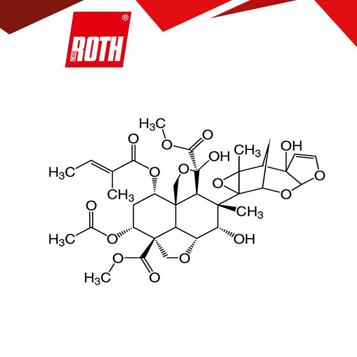 Azadirachtin ROTICHROM® HPLC Vergleichssubstanz für die HPLC ...