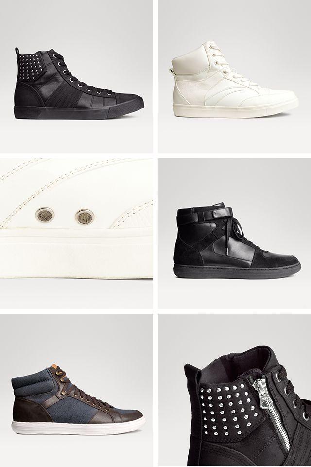 948d576c22fe Men s high top sneakers by H M.  HMMEN
