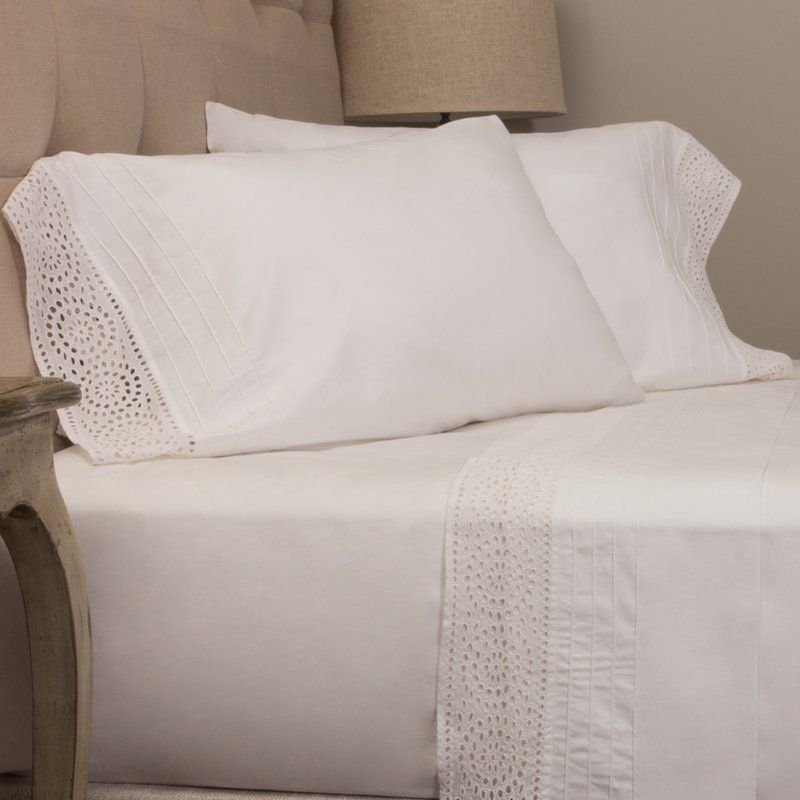 Basics 1800 Series 4 Piece Sheet Set Pillow Cases Amity Home
