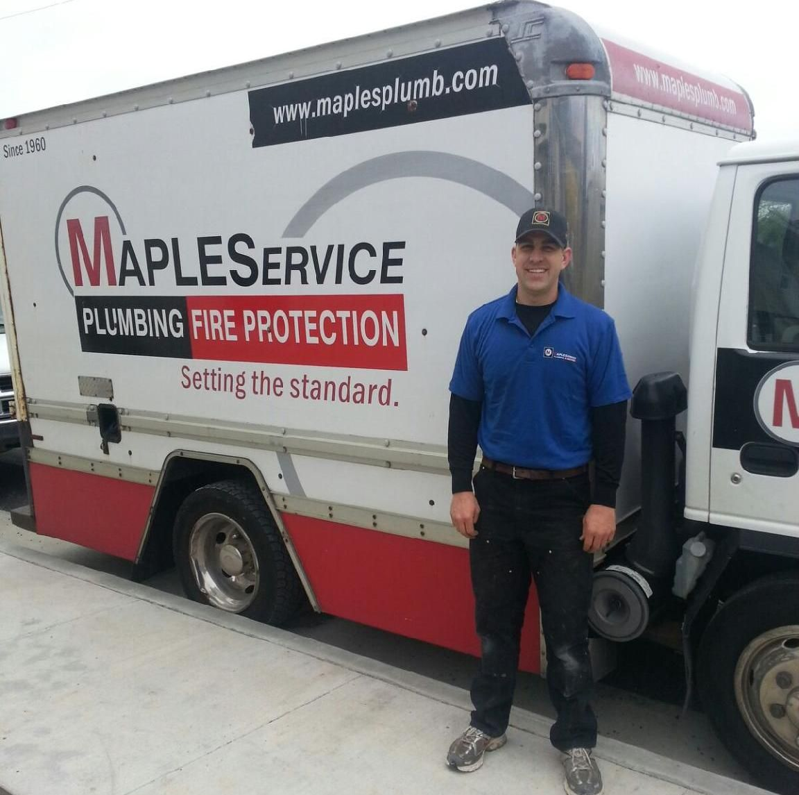 Aaron Hinrichs. MapleService residential fire protection
