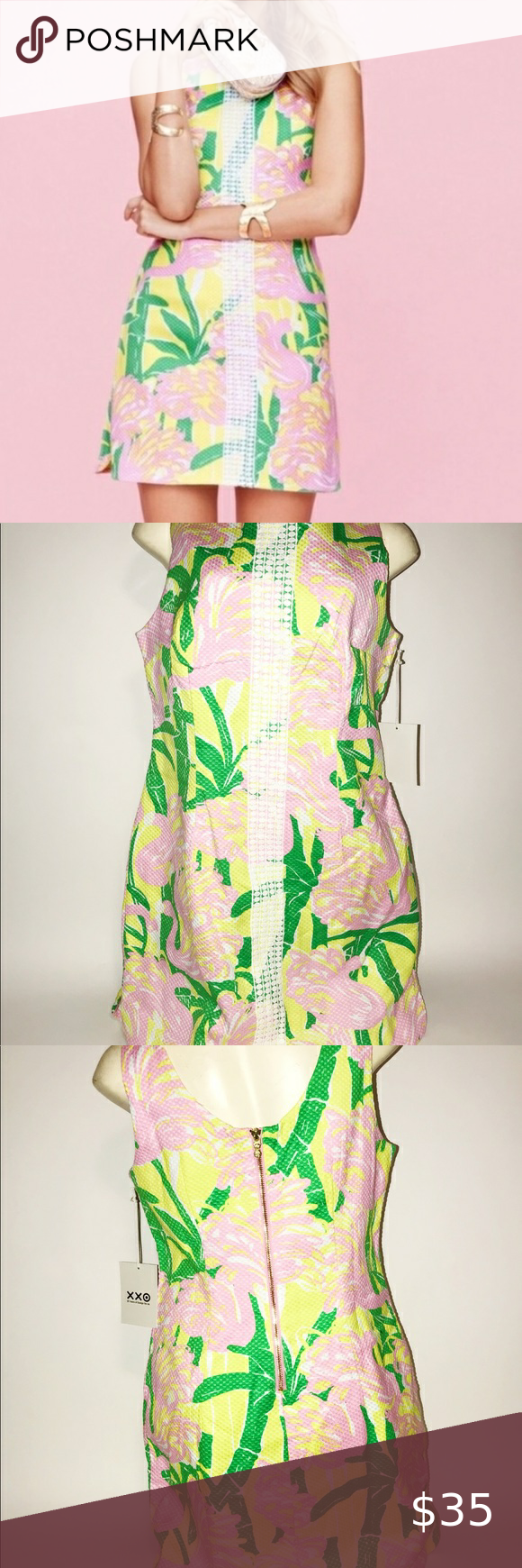Lilly Pulitzer For Target Women S Dress Size 14 Target Womens Dresses Size 14 Dresses Womens Dresses [ 1740 x 580 Pixel ]