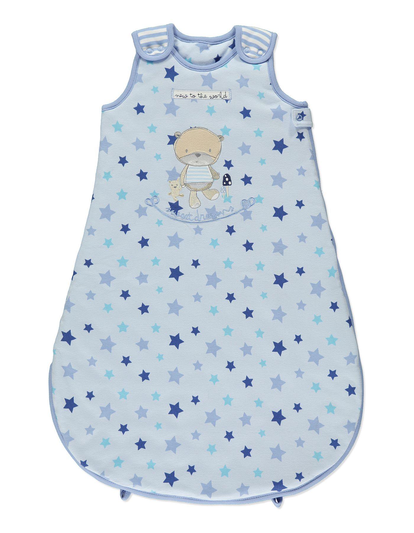 outlet store 6e970 b5e4a Max Sweet Dreams Sleeping Bag | Baby | George at ASDA | baby ...