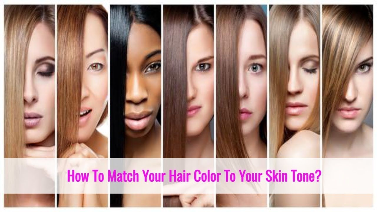 YouTube in 2020 Medium brown skin tone, Hair color, Skin