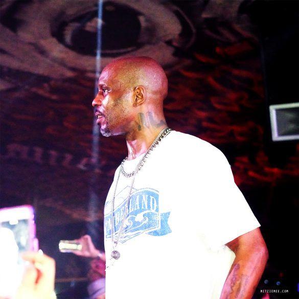 DMX at Foxtail - Party Up! - Las Vegas Blog | Mitzie Mee