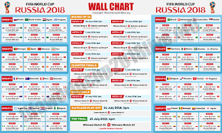 Fifa World Cup 2018 Full Match Schedule World Cup Fixtures World Cup Soccer World Cup 2018