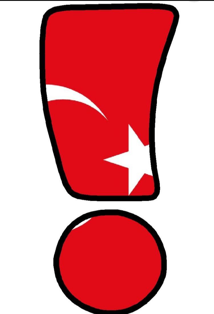 Ebru Kurt Adli Kullanicinin Turk Bayragi Desenli Harfler Panosundaki Pin Flamalar Harfleme Banner