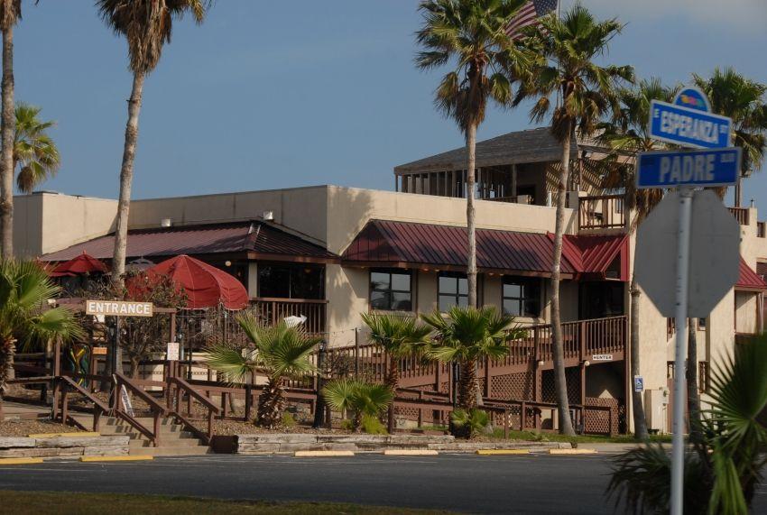 Blackbeards Restaurant In South Padre