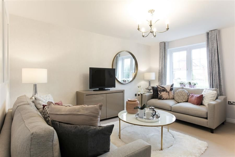 Taylor Wimpey Living Rooms