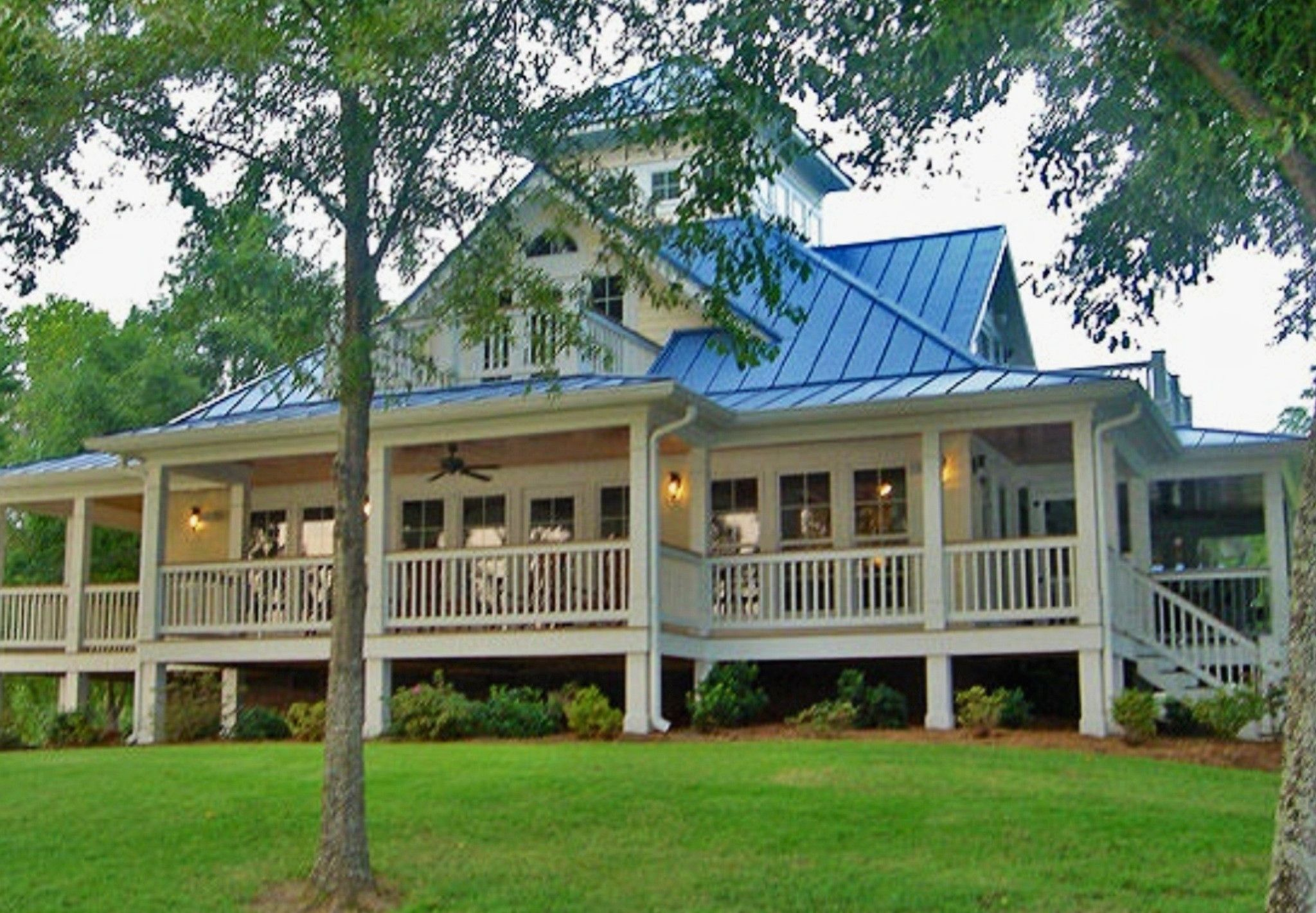 Old farmhouse with wrap around porch luxury half wrap