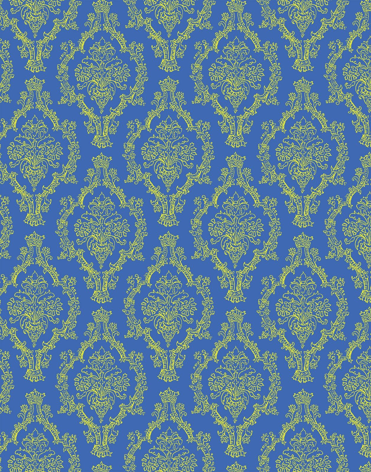 Royal Blue And Gold Wallpaper Blue and gold wallpaper