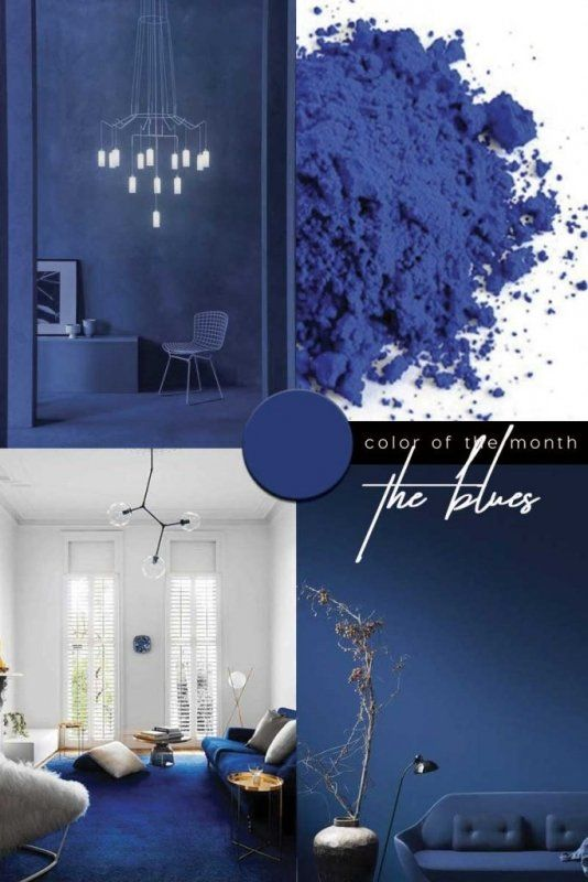 color trends 2021 starting from pantone 2020 classic blue on living room paint ideas 2021 id=60082