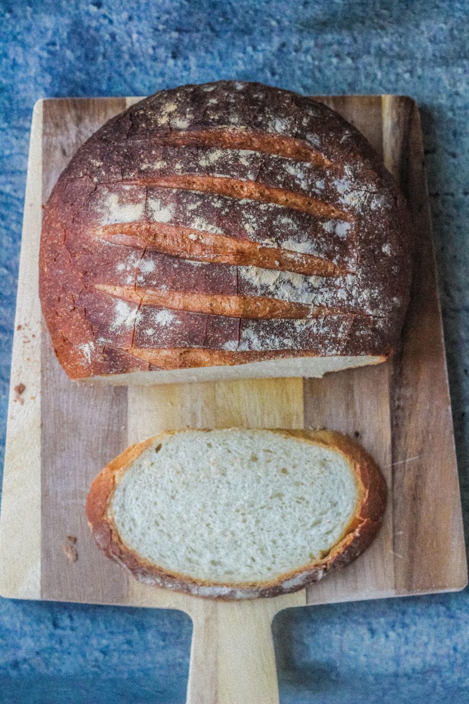 Simple White Cob Loaf - Baker Jo's Simple Cob Loaf Recipe