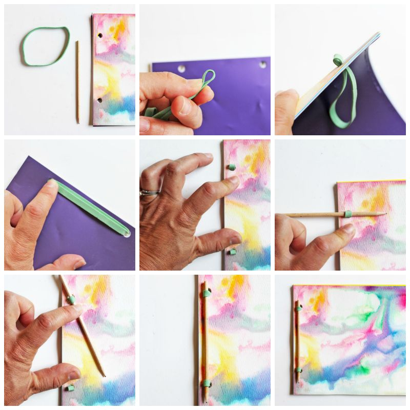 5 Simple Ways To Bind A Book