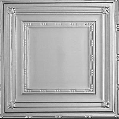 """Tin Ceiling Tile - 24""""x24"""" - #2433"""