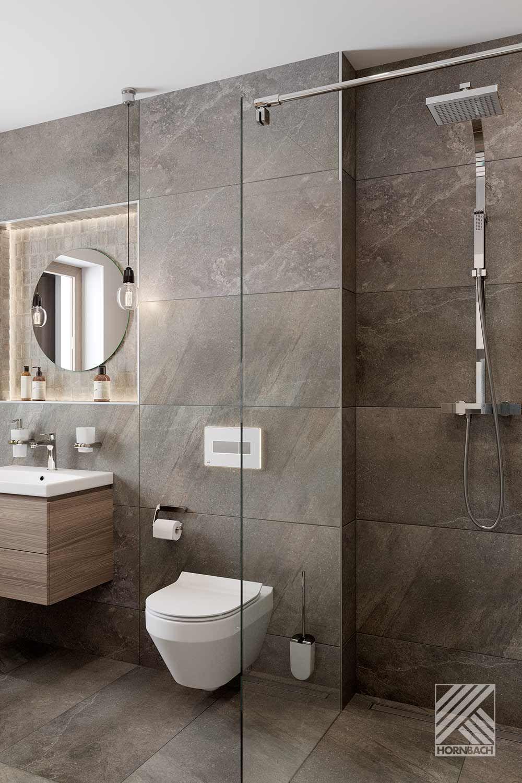 Musterbad Wallis Hornbach Kleine Badezimmer Inspiration Badezimmer Gestalten Badezimmereinrichtung
