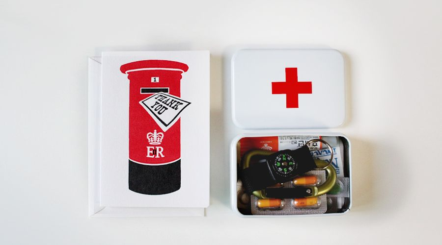 Gift Idea for Travelers: First Aid Kit