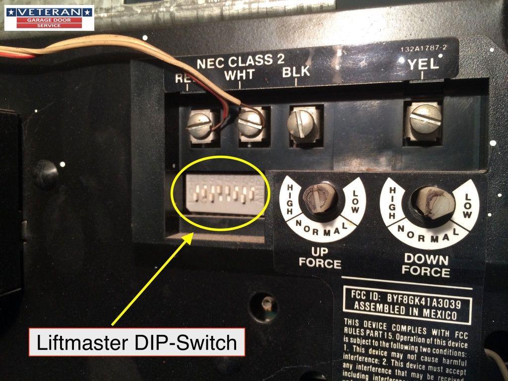 Stanley Garage Door Opener 10 Dip Switch Httpvoteno123
