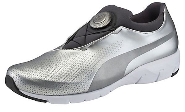 laceless running shoes