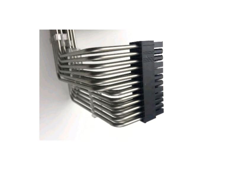 Make Hardline Wire Tubing Raises Bar For Pc Cable Management Custom Pc Cable Management Computer Case