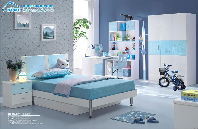 Kids bedroom furniture sets complete bedroom set ups for Youth bedroom furniture sets