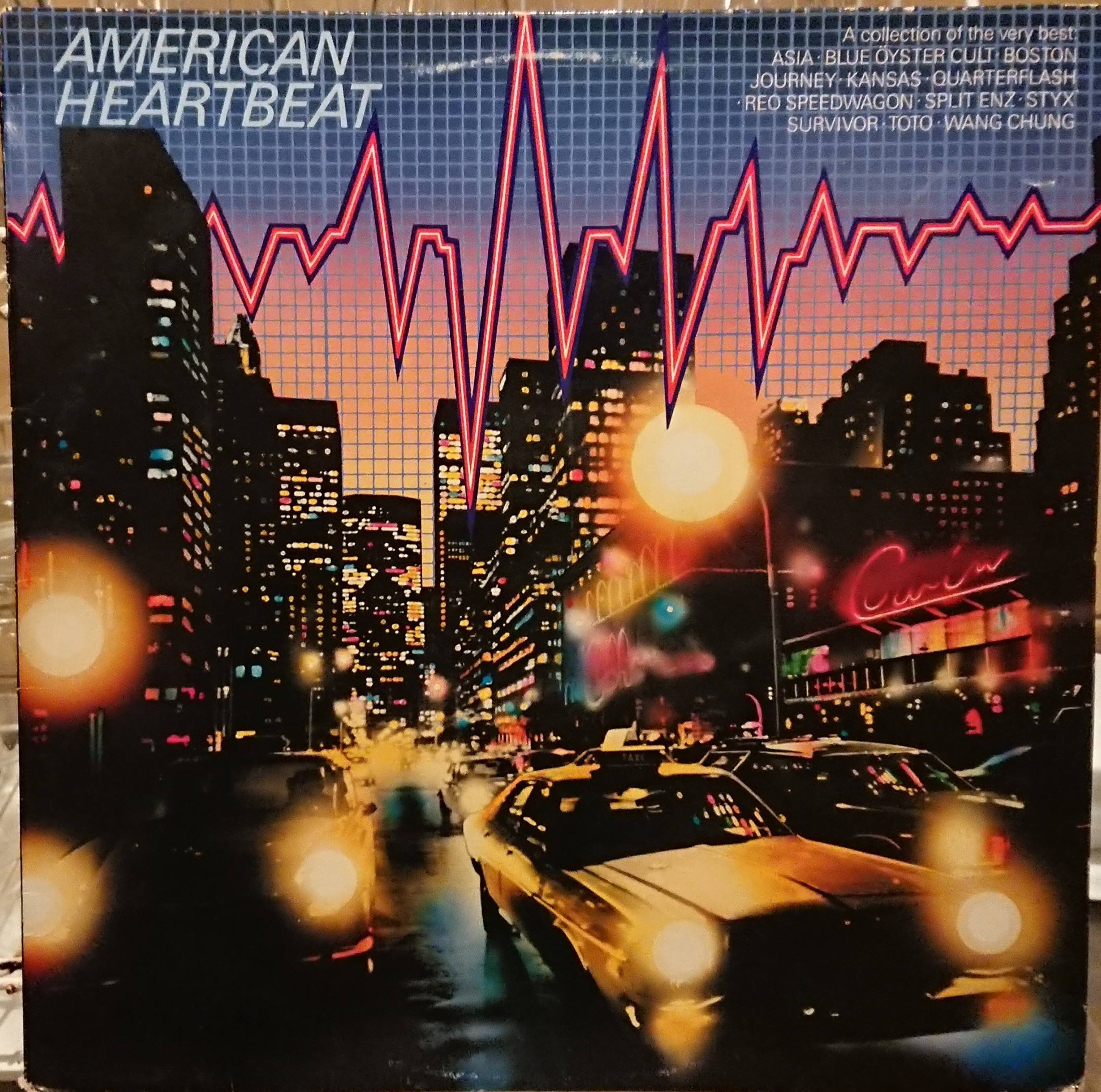Various American Heartbeat (1984) (con immagini)