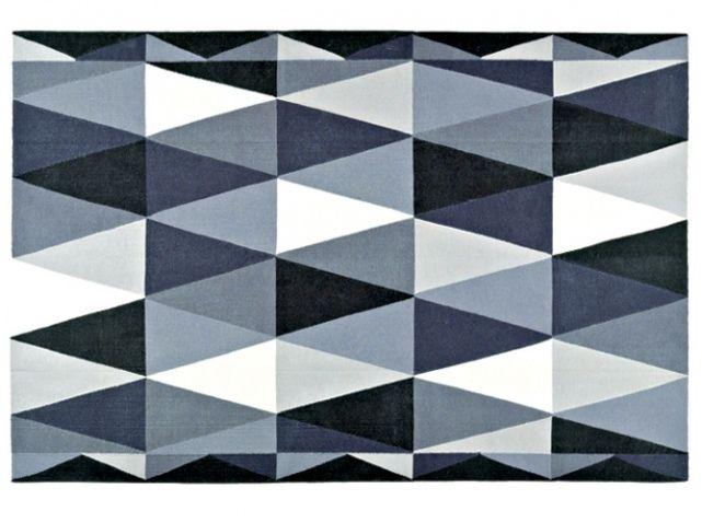 50 tapis qui ont du style id es pour la maison tapis graphique tapis tendance tapis - Ikea tapis salon ...