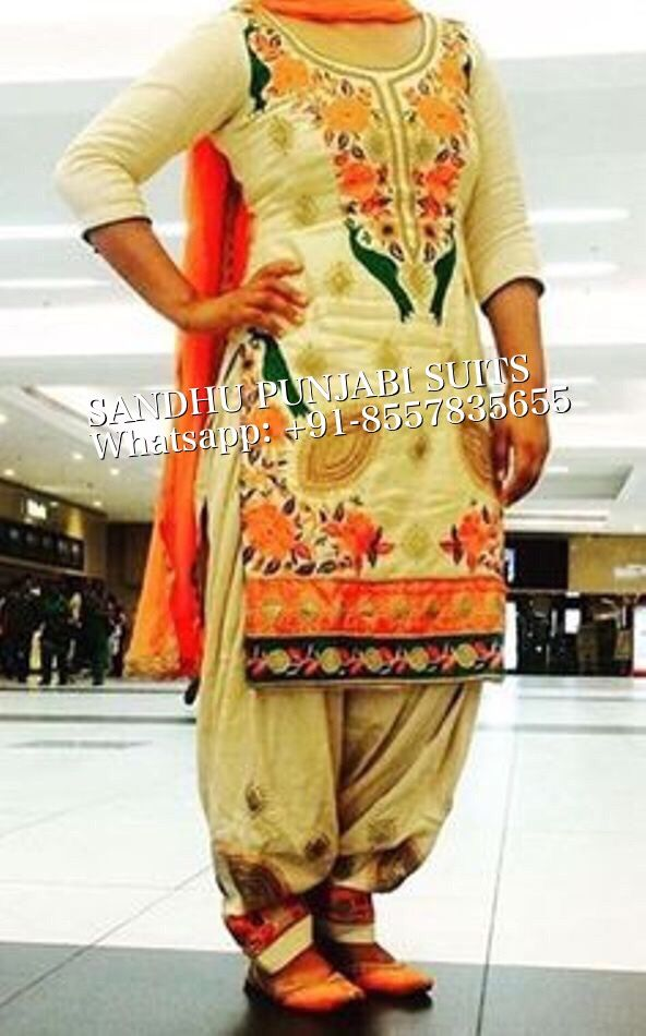Pin de Sandhu boutique phagwara en Sandhu punjabi suits | Pinterest