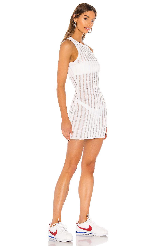 Superdown Sabina Distressed Mini Dress Mini Dress Dresses Clothes [ 1450 x 960 Pixel ]