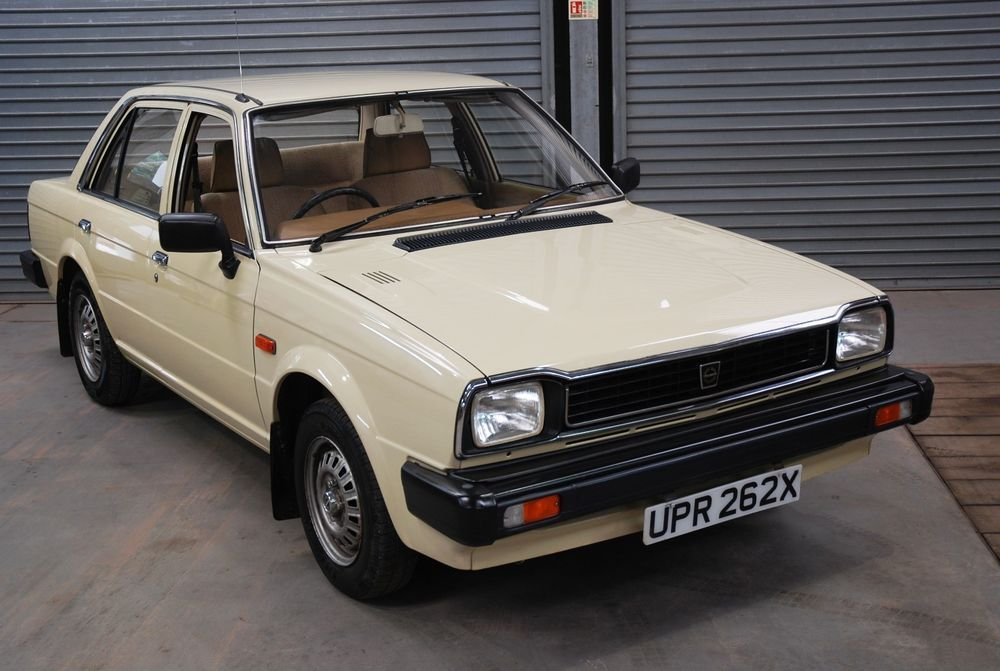 1982 Triumph Acclaim 1 3 Hl Low Mileage Exceptional Rare British Cars Triumph Mileage