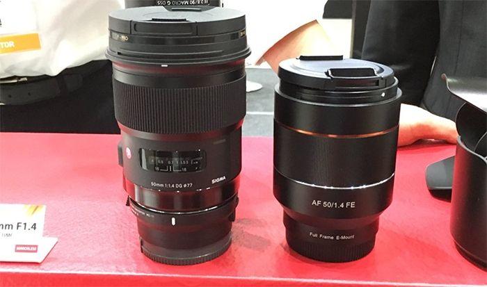 Samyang 50mm F 1 4 As If Umc Vs Sigma 50mm F 1 4 Dg Hsm Art Image 4 Sony Digital Camera Camera Nikon Nikon Digital Camera