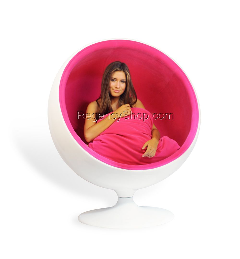Eero Aarnio Ball Chair  Www.regencyshop.com It Comes In Red, White