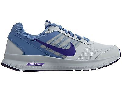 Nike Air Relentless 5 Womens 807098-102 White Blue Purple Running Shoes  Size 7 7313dc050