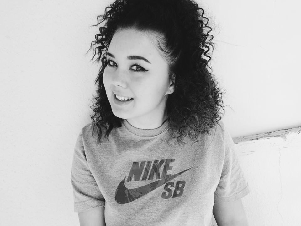 Nike and afro