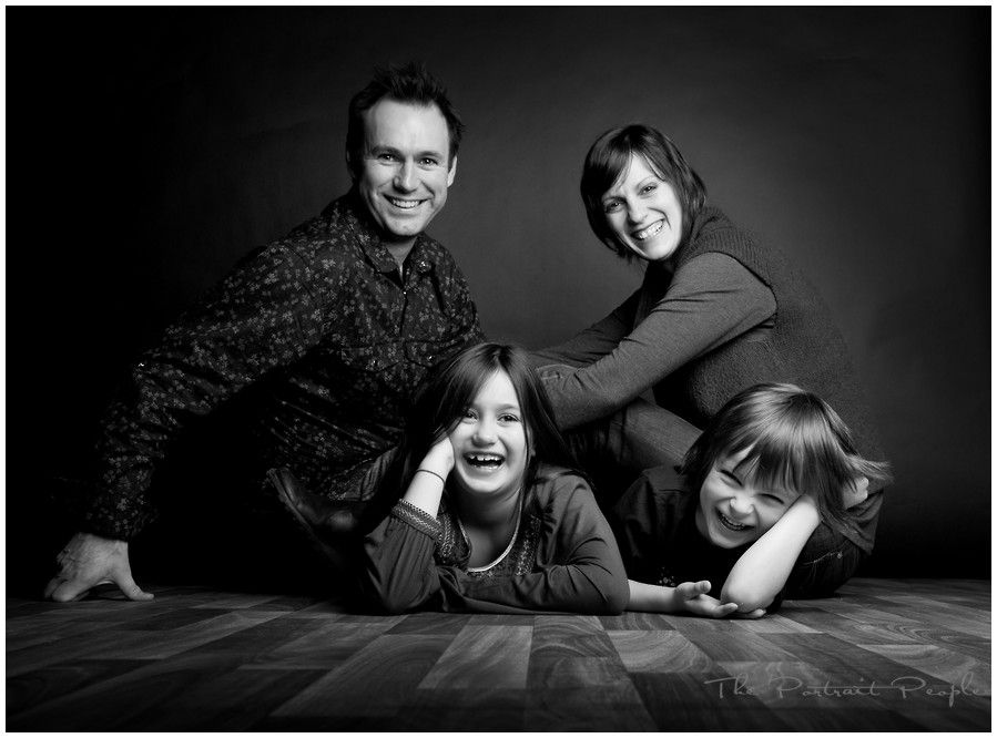 Harrogate family studio portrait photography 9