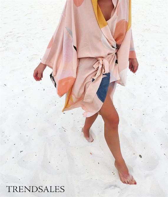7e52ba5cfb5 Stine Goya - Kimono palette   wear   Kjoler
