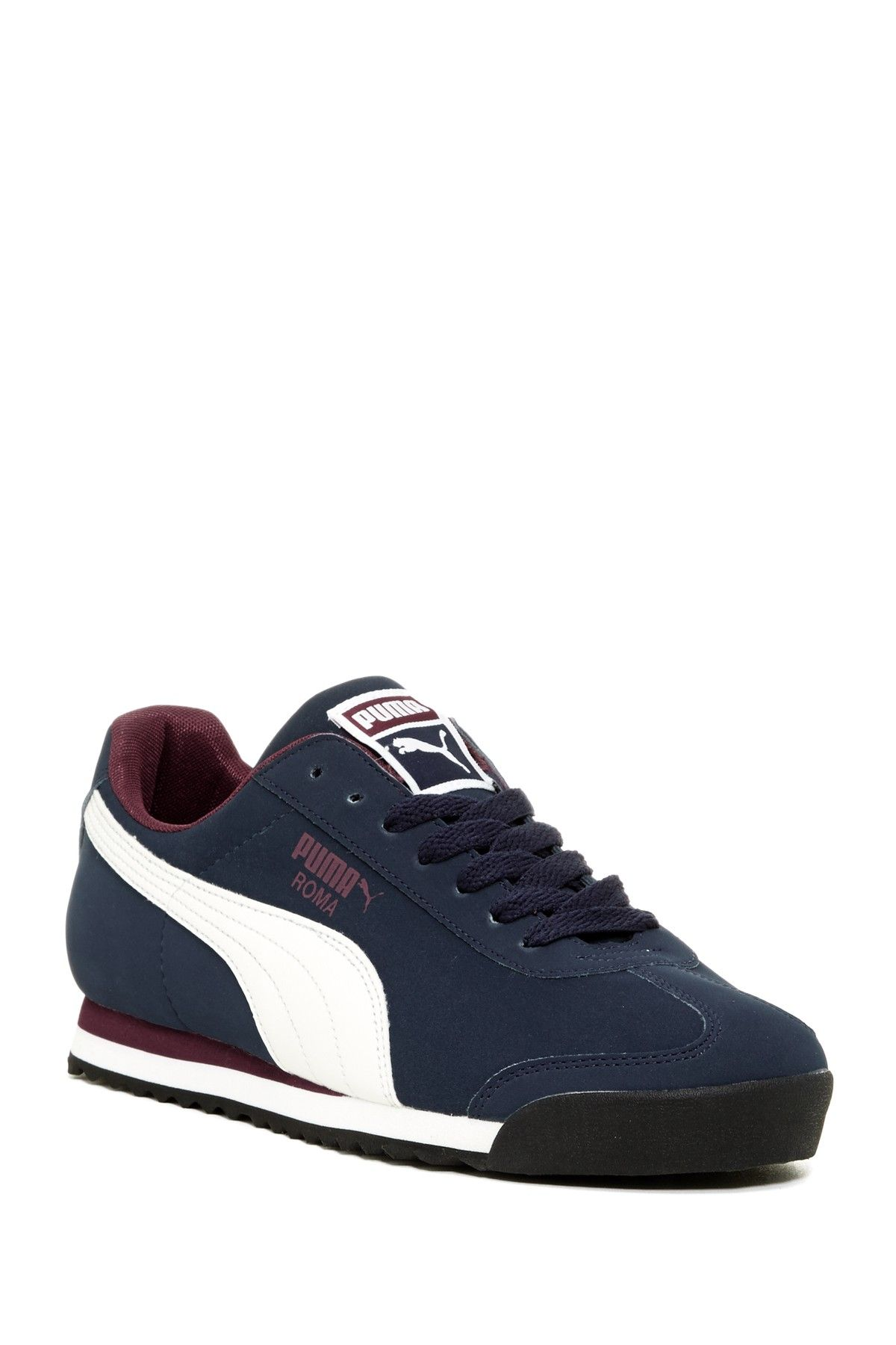 mens puma roma trainers