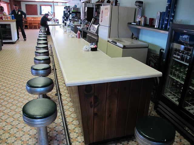 Massena NY Photos   Google Search Counter, Spankyu0027s Diner, Massena NY |  Flickr