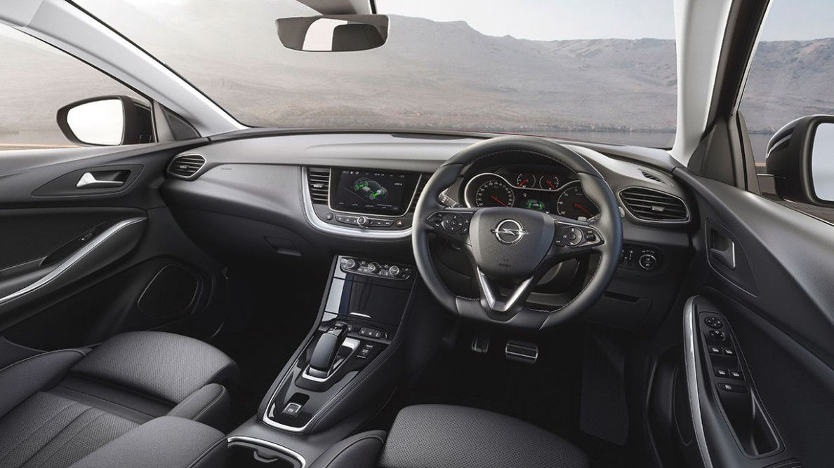 The Ultimate Revelation Of Opel Grandland X 2020 Interior Opel New Suv Hybrid Car
