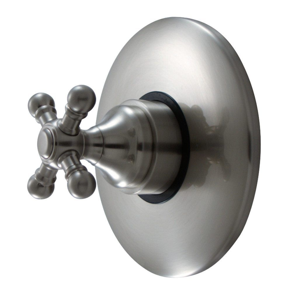 KB3008BX Volume Control, Brushed Nickel | Kingston and Satin