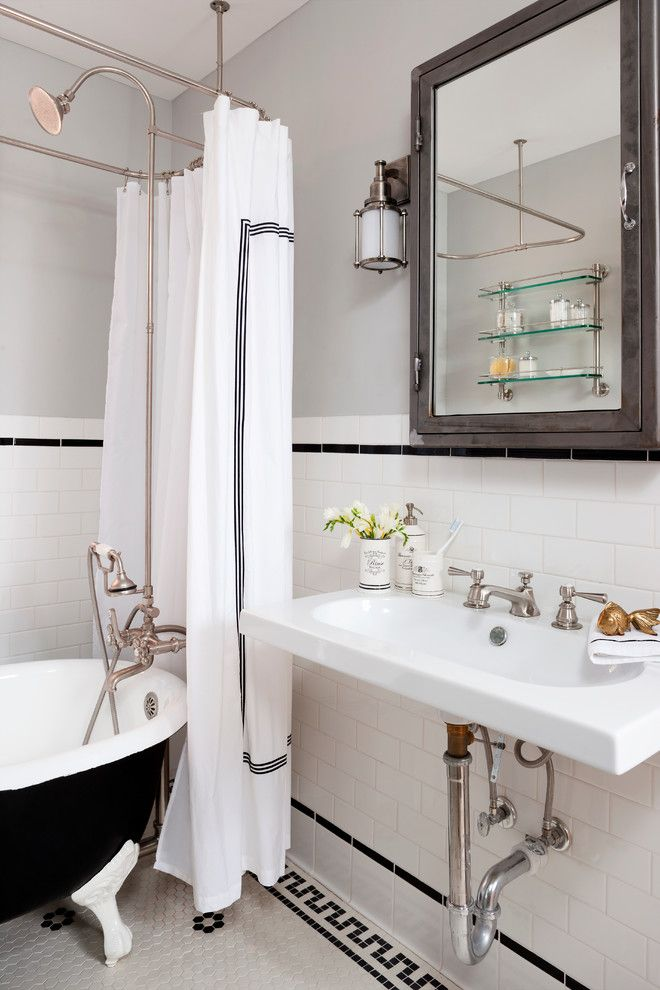 Clawfoot Tub Bathroom Designs Unique Pretty Clawfoot Tub Look Dc Metro Eclectic Bathroom Innovative Decorating Inspiration
