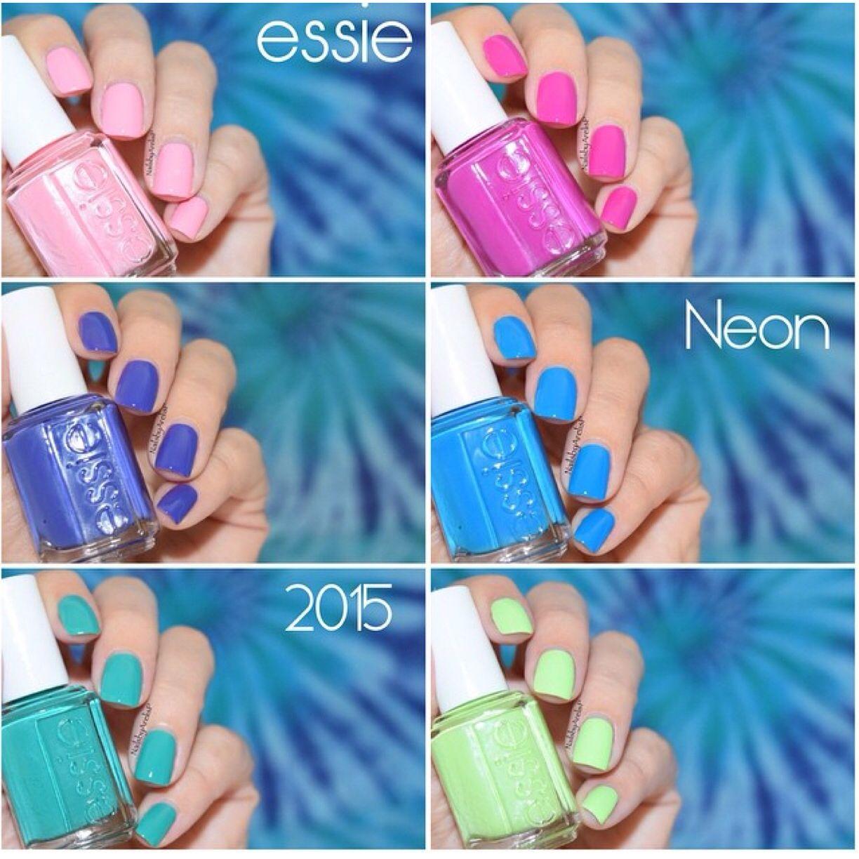 Essie Neon | Uñas | Pinterest