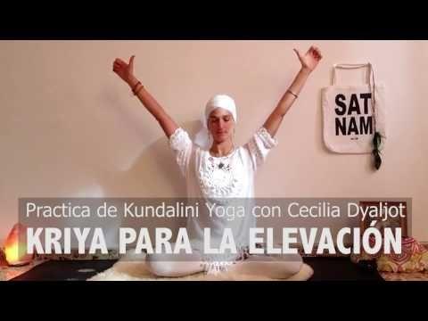 Kundalini Len ria dyaljot kriya para la elevación kundalini espanol