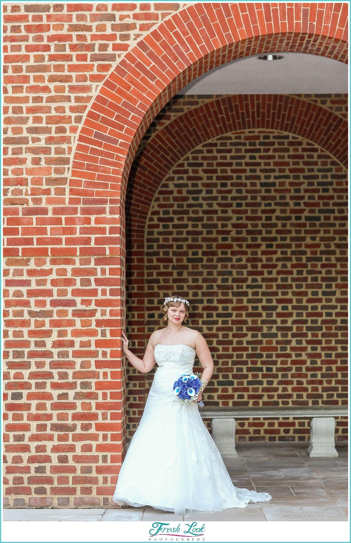 Regent University Bridal Session Natalie Bridal